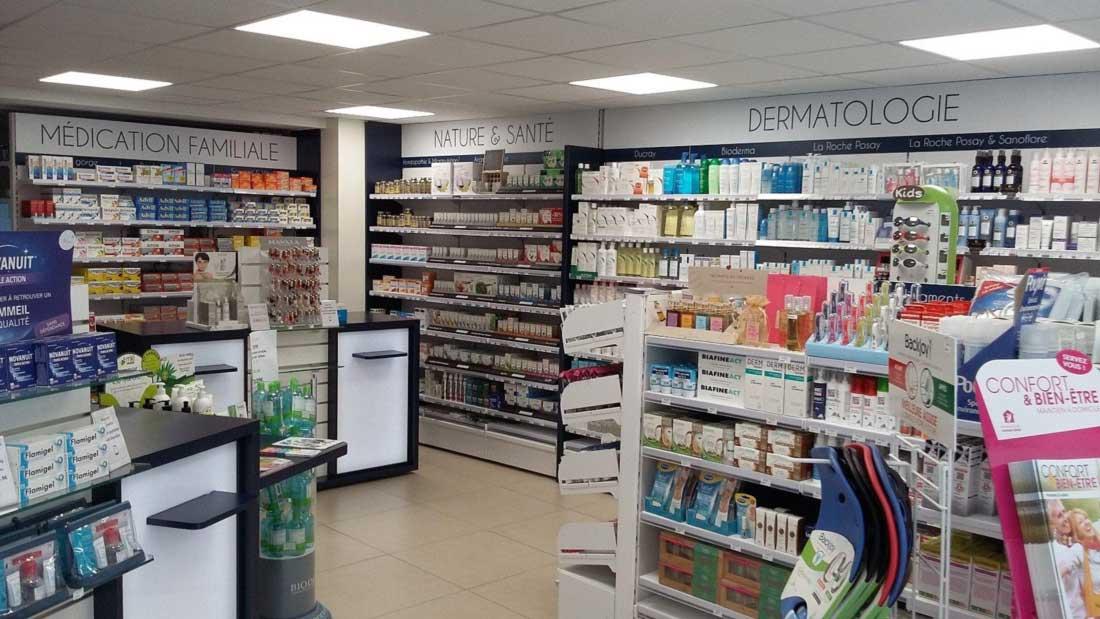 Parapharmarcie à Villedieu-les-Poêles